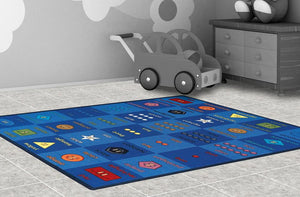 Button Button™ - Flooring Mats and Turf