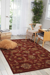 Nourison India House IH83 Rug - Flooring Mats and Turf