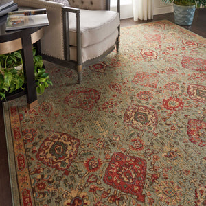Nourison Somerset ST90 Oversized Rug - Flooring Mats and Turf