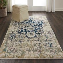 Nourison Fusion FSS12 Oversized Plush Shag Rug - Flooring Mats and Turf