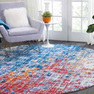 Nourison Tahoe Modern TWI25 Oversized Rug - Flooring Mats and Turf