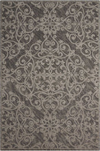 Nourison Damask DAS01 Rug - Flooring Mats and Turf