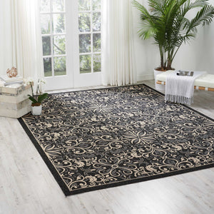 Nourison Caribbean CRB12 Oversized Rug - Flooring Mats and Turf