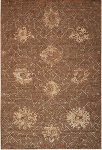 Nourison Silken Allure SLK08 Rug - Flooring Mats and Turf