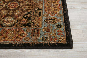 Nourison Delano DEL03 Rug - Flooring Mats and Turf