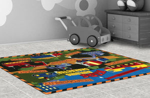 Kids Building Character™ - Flooring Mats and Turf