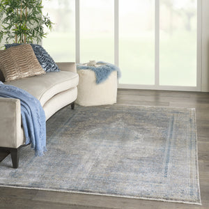 Nourison Starry Nights STN06 Area Rug - Flooring Mats and Turf
