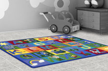Learning Letter Sounds™ - Flooring Mats and Turf
