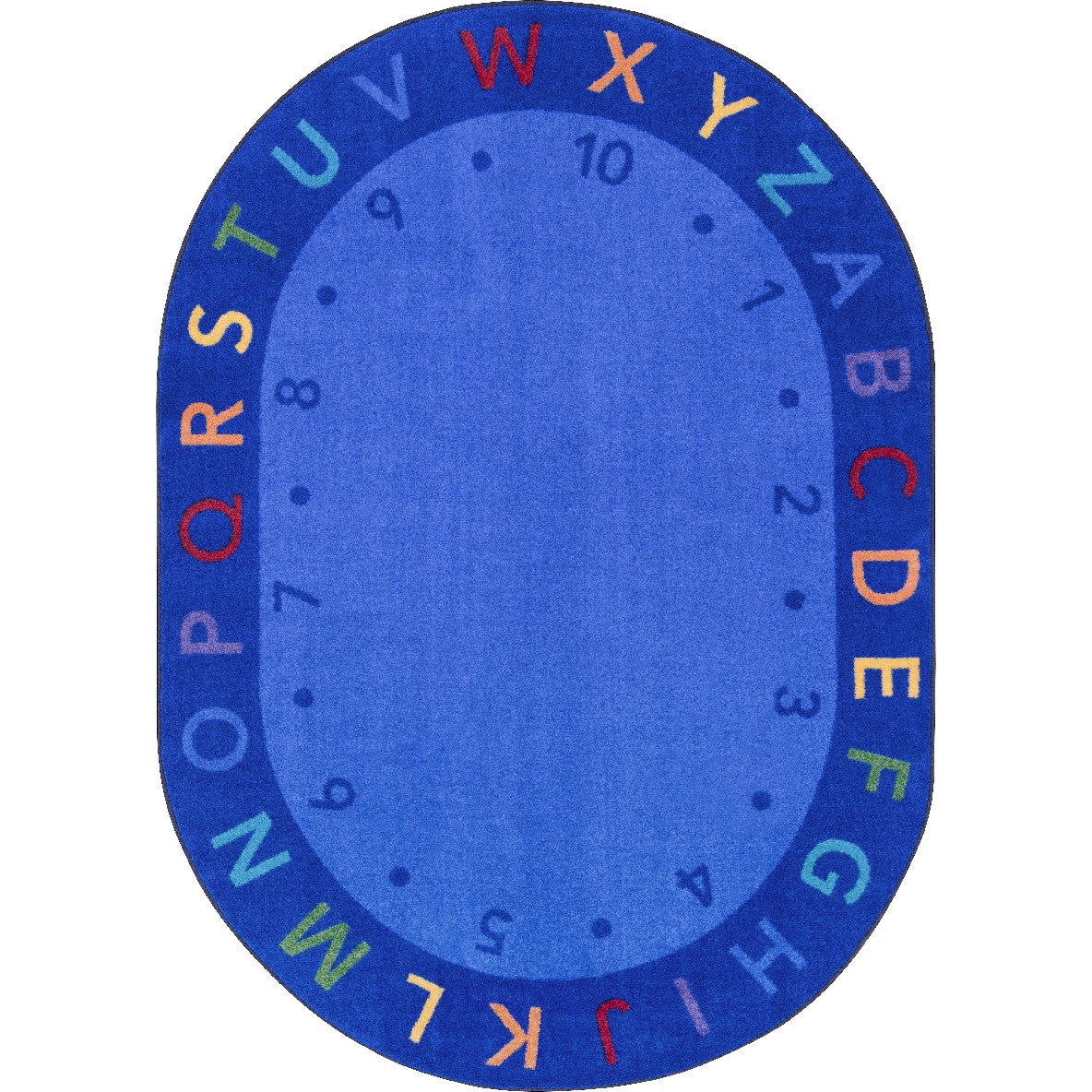 Lively Letters Area Rug - Flooring Mats and Turf