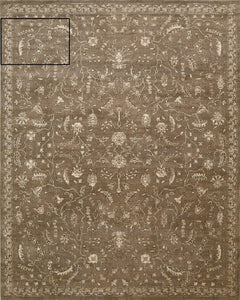 Nourison Silk Elements SKE02 Area Rug - Flooring Mats and Turf