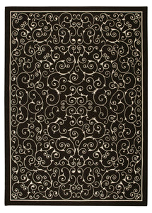 Nourison Home & Garden RS019 Square Rug - Flooring Mats and Turf