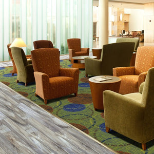 Orbit Carpet Tile™ - Flooring Mats and Turf