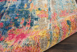 Celestial CES09 Area Rug - Flooring Mats and Turf