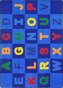 Patchwork Letters™ - Flooring Mats and Turf