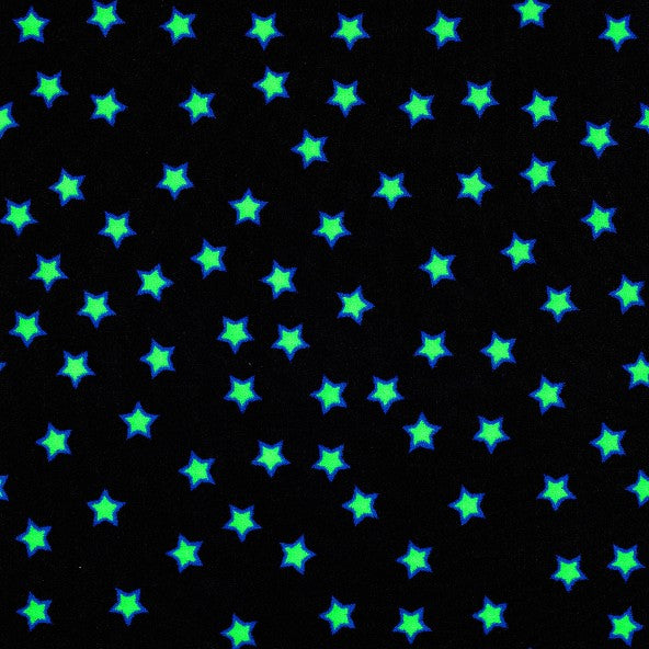 Seeing Stars Fluorescent Tile™ - Flooring Mats and Turf