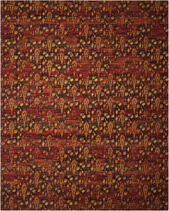 Nourison Rhapsody RH014 Area Rug - Flooring Mats and Turf