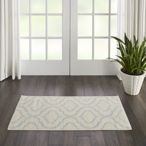Nourison Jubilant JUB19 Large Low-pile Rug - Flooring Mats and Turf