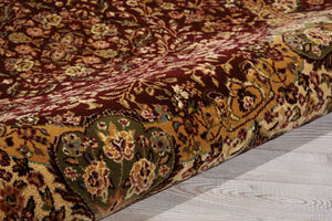 kathy ireland Home Antiquities ANT05 Area Rug - Flooring Mats and Turf