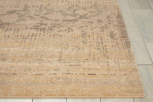 Nourison Silk Elements SKE27 Area Rug - Flooring Mats and Turf