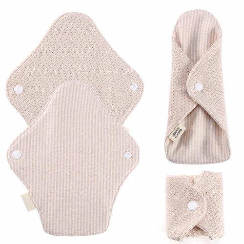 Washable Menstrual Pads Organic Cotton