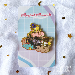 Magical Moments Enamel Pin (Witchy Moments)