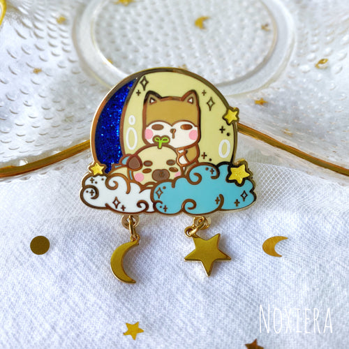Magical Moments Enamel Pin (Starry Starry Moments)