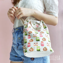 Load image into Gallery viewer, Bakery Bucket Bag (Cakes)
