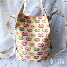 Load image into Gallery viewer, Bakery Bucket Bag (Donut)