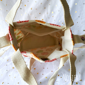 Bakery Bucket Bag (Donut)