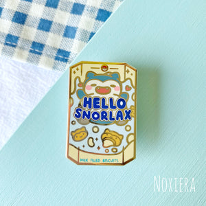 Hello Poke Enamel Pin (A Grade) *LOW STOCK*