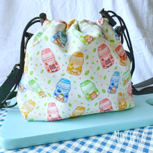 Load image into Gallery viewer, Fruity Drinkies Drawstring Bag