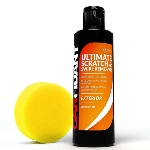 Carfidant Scratch and Swirl Remover - Ultimate Car Scratch Remover - Polish & Paint Restorer - Carfidant