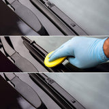 Carfidant Trim & Plastic Restorer - Restores Faded and Dull Plastic, Rubber, Vinyl Back to Black! - Carfidant