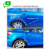 Carfidant Blue Car Scratch Remover - Ultimate Scratch and Swirl Remover for Blue Color Paints - Carfidant