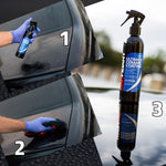 Carfidant Ceramic Coating Spray Car Wax - Ultimate Ceramic Coating Spray - Waterless Car Wash - Hydrophobic Paint Sealant - Carfidant