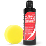 Carfidant Red Car Scratch Remover - Ultimate Scratch and Swirl Remover for Red Color Paints - Carfidant