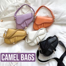 Load image into Gallery viewer, The Camel Bag