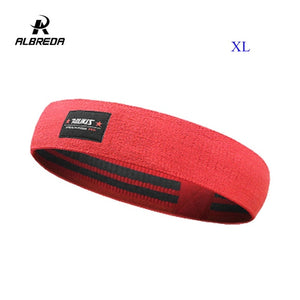 Hip Comfortable Resistance Bands
