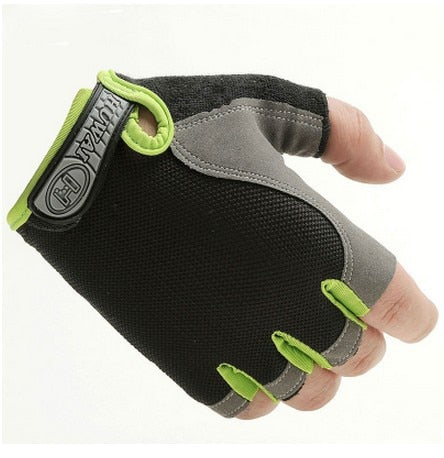 Body Building Training Sports Fitness WeightLifting Gloves