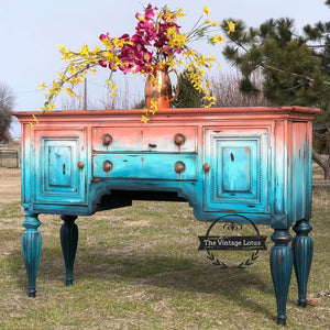 Custom Buffet Entryway Sideboard