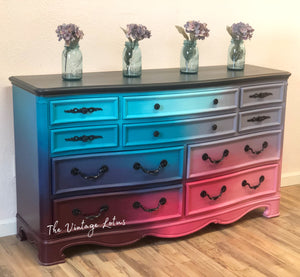 Beautiful vintage buffet or dresser