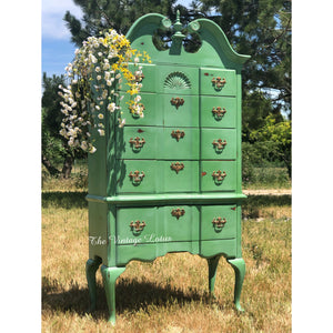 Gorgeous Custom Painted Dresser