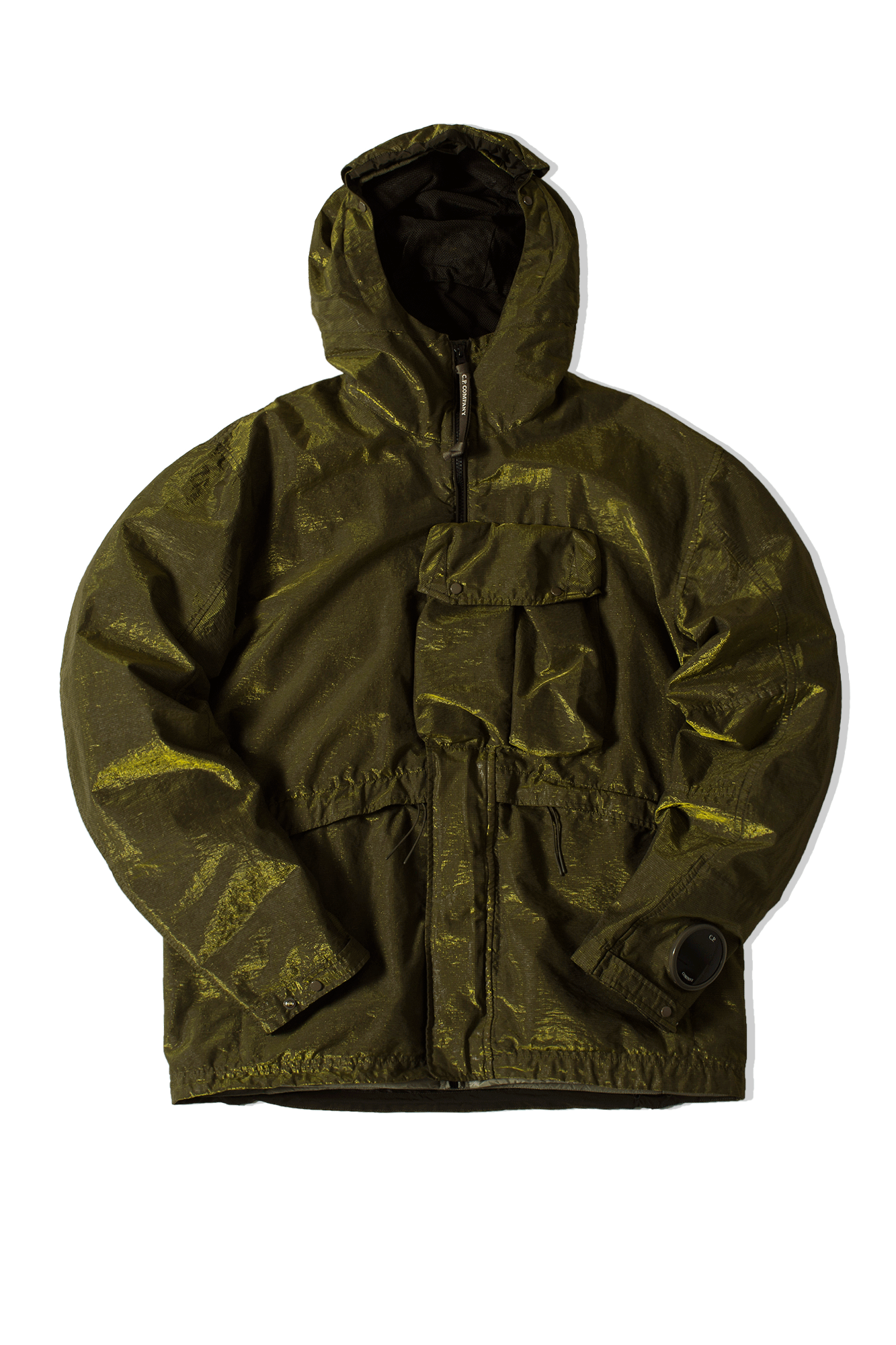 Outerwear - Medium Jacket Green