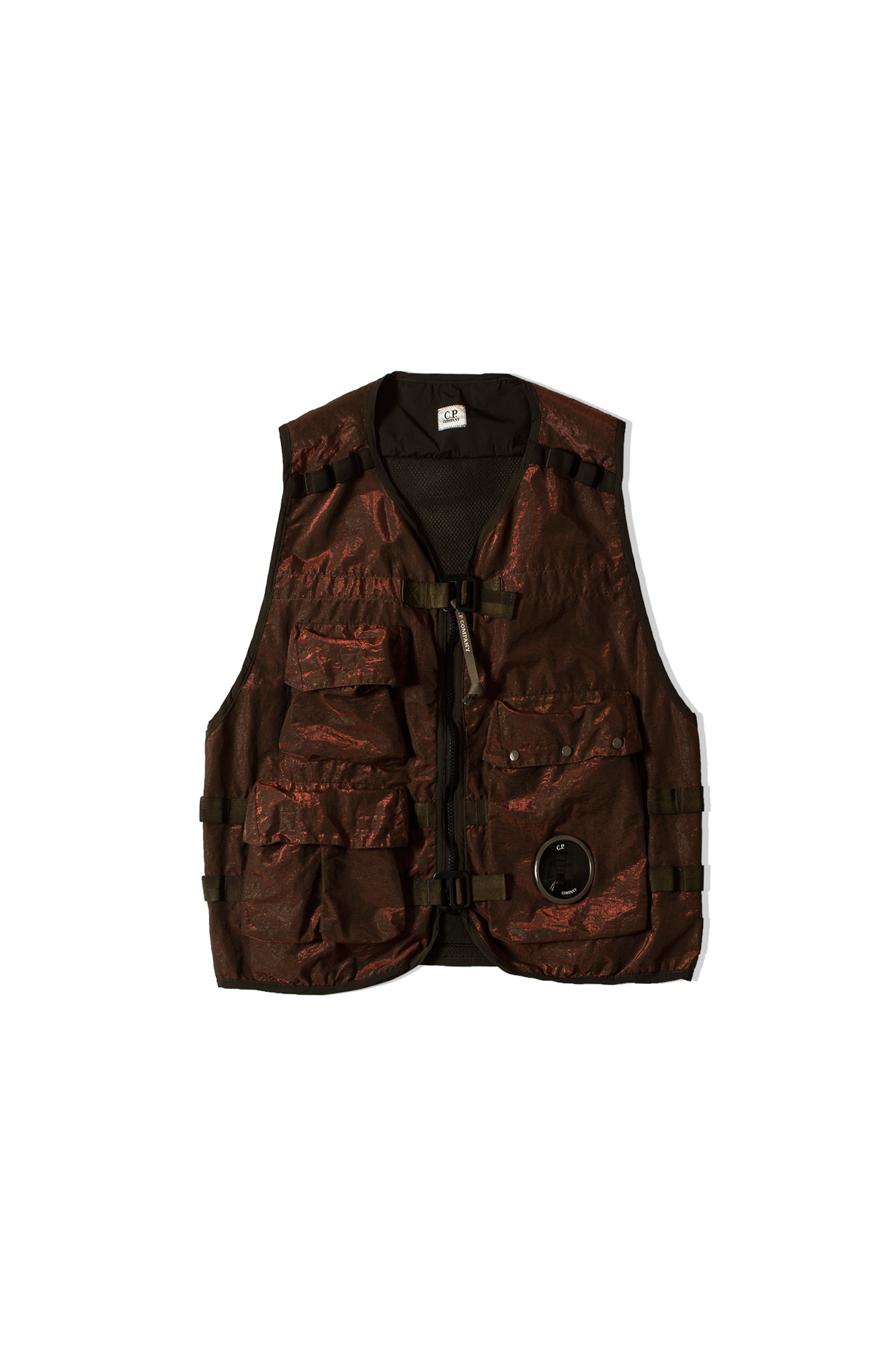 Outerwear - Vest Red