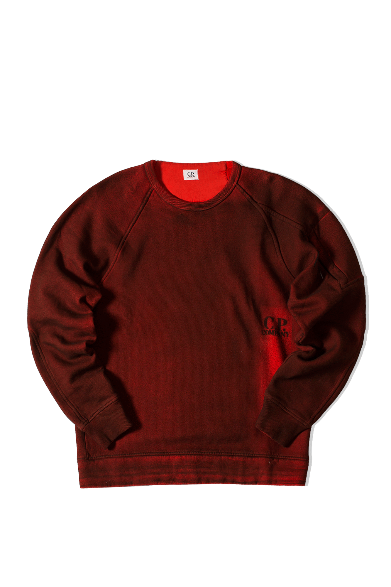 Sweatshirt - Crew Neck Red