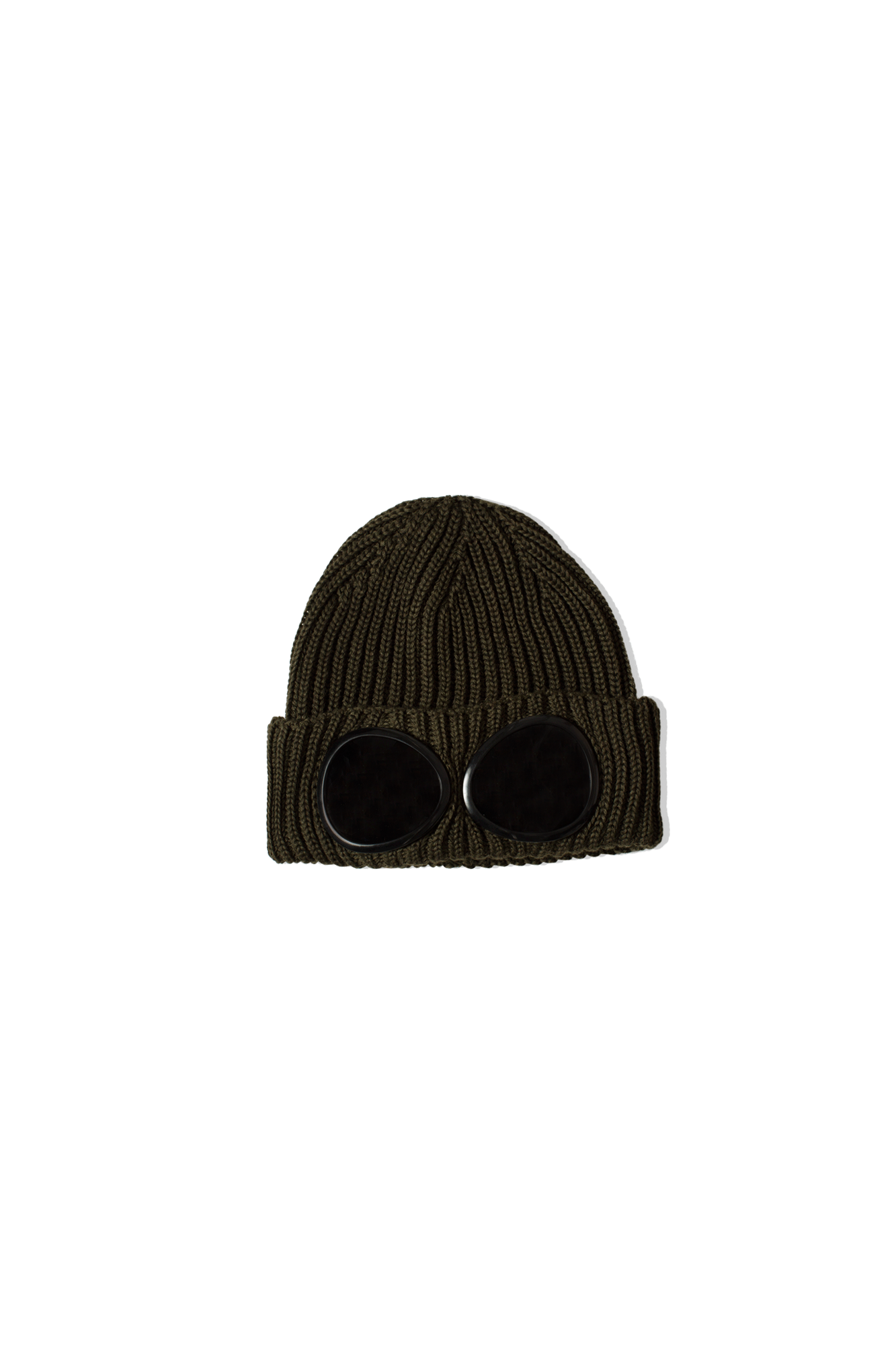 Knit Cap Green