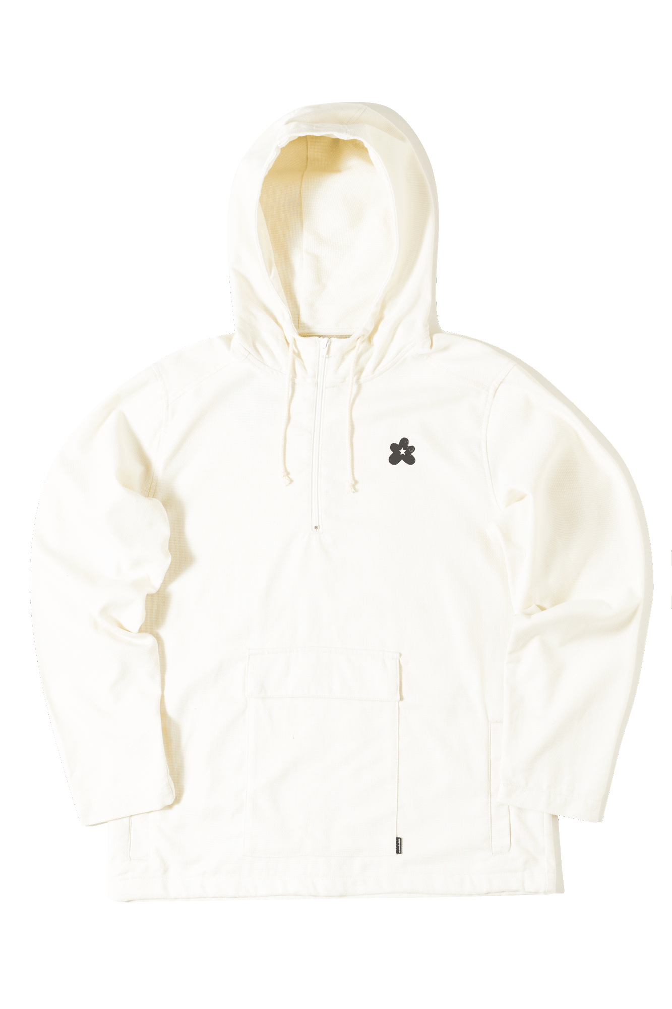 Converse Coats & Jackets Golf Le Fleur Anorak White 100169#75128#C0006#S - One Block Down