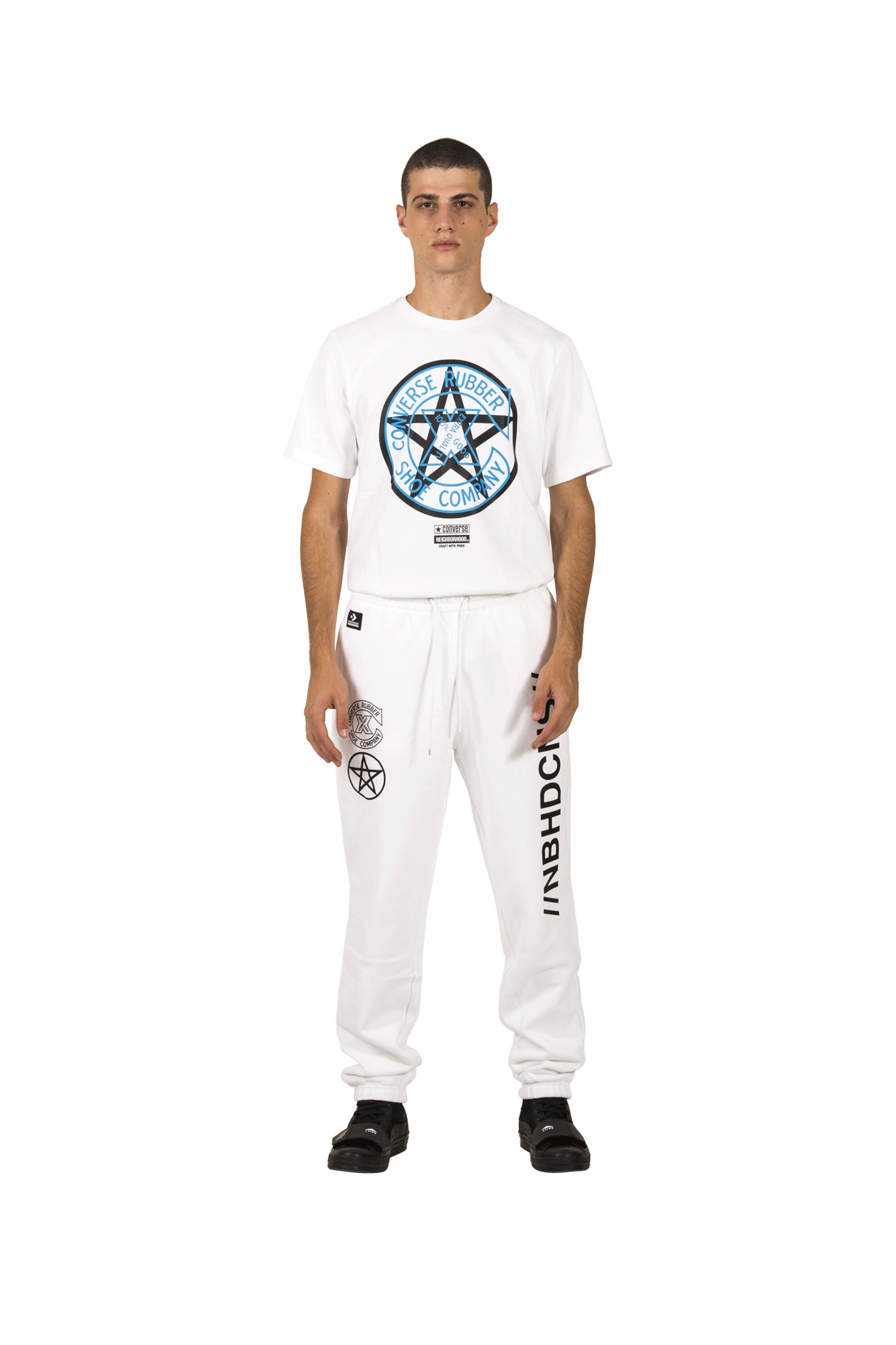 Sweatpants x Neighborhood White