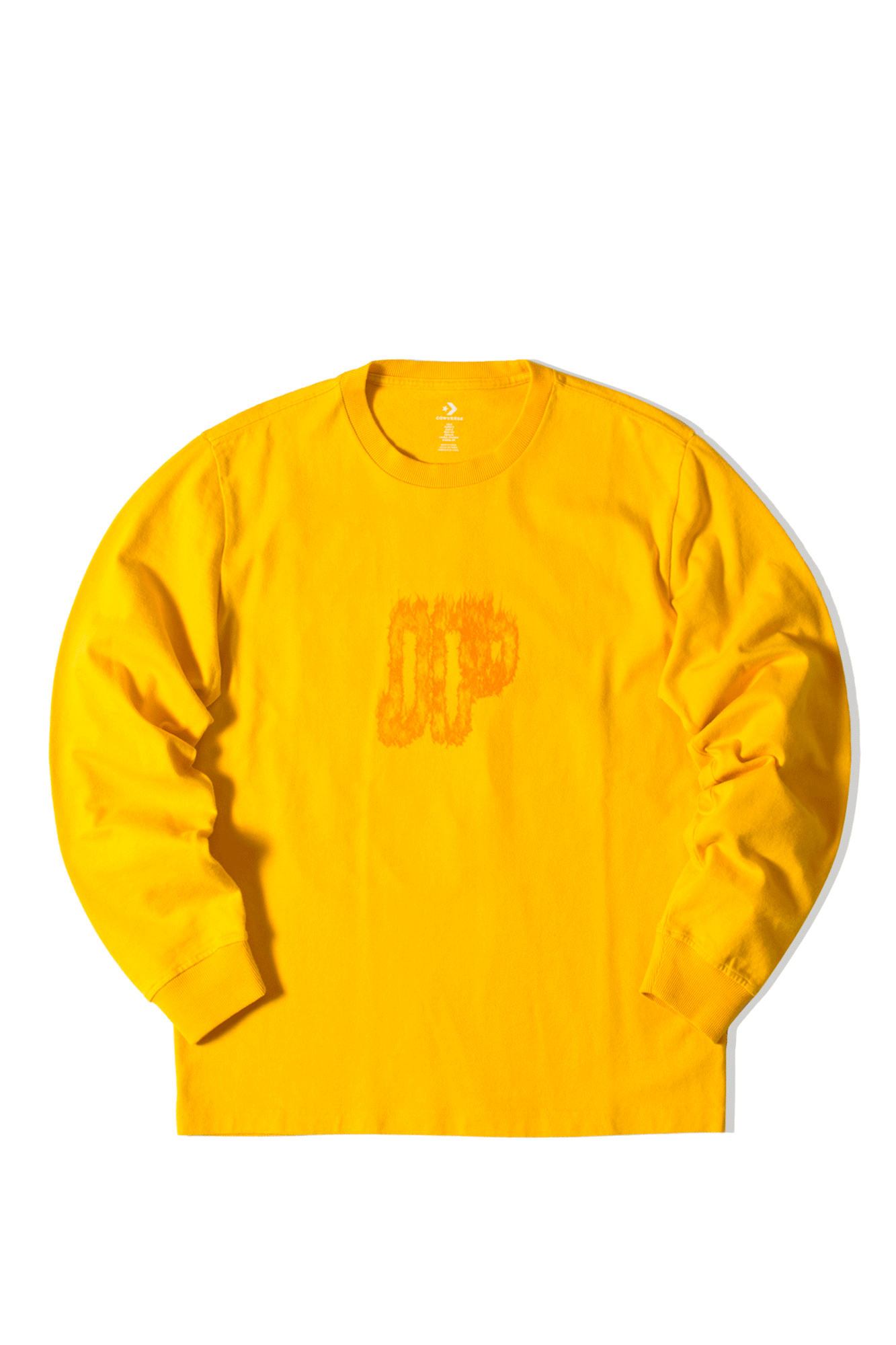 LS Tee X Asap Nast Yellow