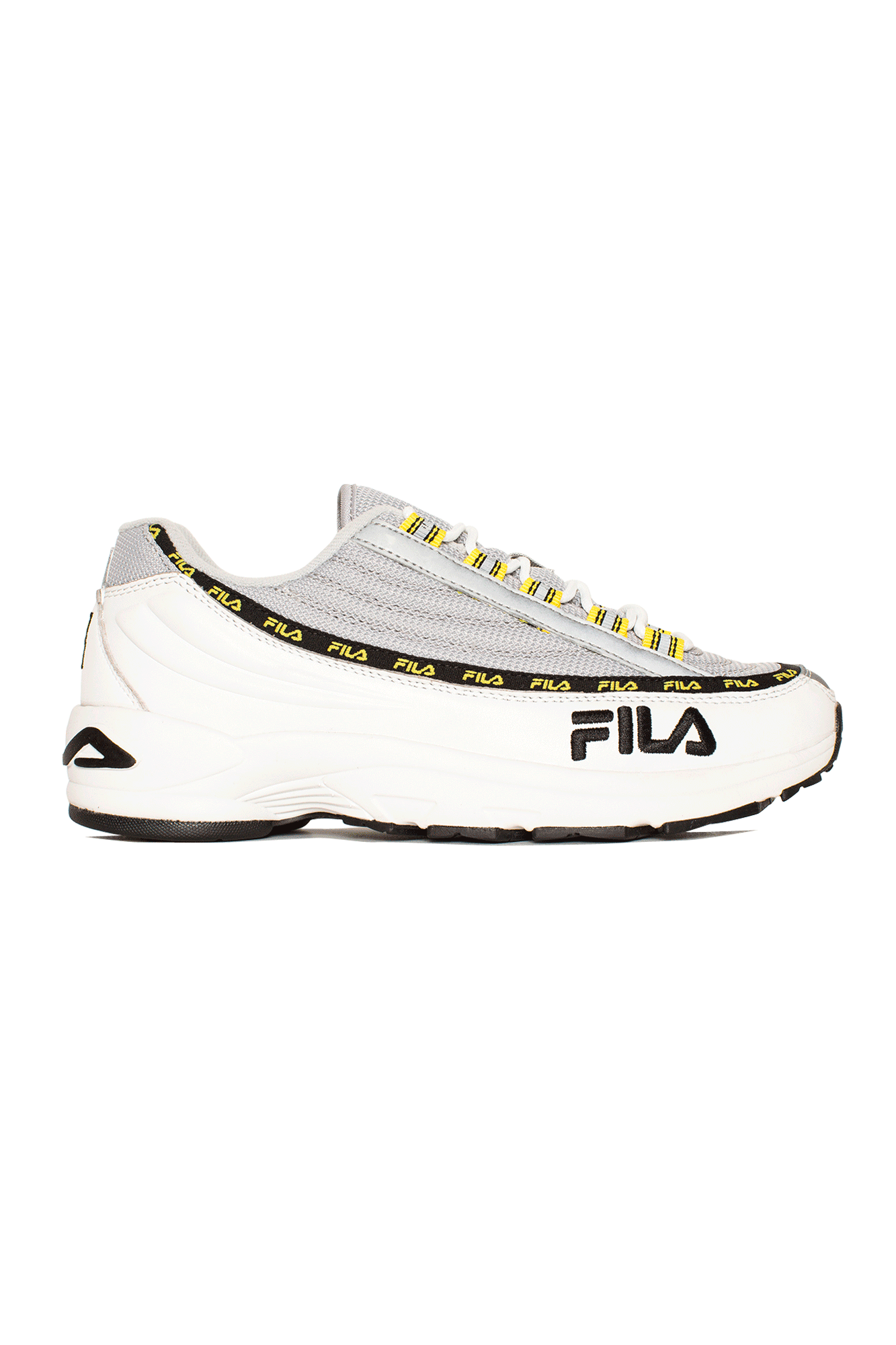Sneakers Fila Dragster 97 Grey - One Block Down